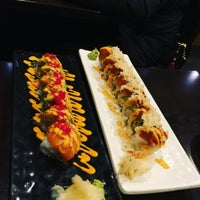 Photo taken at Sushi Mura by weenee c. on 3/28/2016