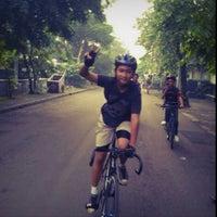Photo taken at SMP Negeri 182 Kalibata Timur by alifdaffa N. on 6/16/2013
