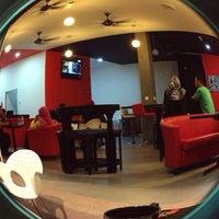 Photo taken at Mr Burger by Mr H. on 2/18/2014
