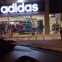 Photo taken at Adidas Concept Store Kuala Terengganu by Mr H. on 4/12/2014