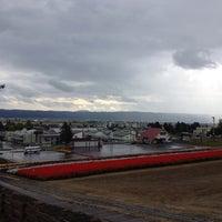 Photo taken at なかふらのフラワーパーク by Sega M. on 9/16/2014
