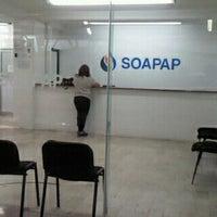 Photo taken at SOAPAP by Serch G. on 11/27/2012