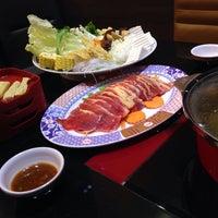 Photo taken at MK Restaurant by Jack D. on 10/2/2013