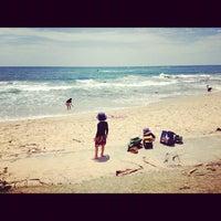 Photo taken at Mooloolaba Beach by Shane on 11/4/2012