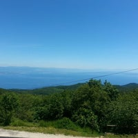 Photo taken at Crikvenica by Joeri B. on 6/13/2013