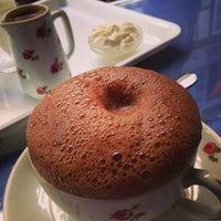 Photo taken at Chocolat Cazenave by chibirashka k. on 9/20/2014