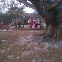 Photo taken at Downey Park by Bishop B. on 2/21/2013