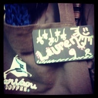 Photo taken at Caribou Coffee by Lauren E. on 3/17/2013