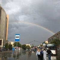 Снимок сделан в Автостанция ВДНХ пользователем Alex 8/26/2017