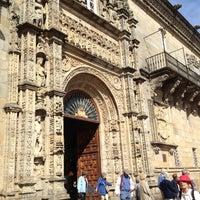 Foto tomada en Hotel Parador de Santiago - Hostal dos Reis Católicos por César C. el 9/28/2012