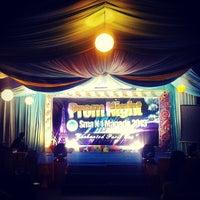 Photo taken at SMA Negeri 1 Manado by Angel I. on 6/1/2013