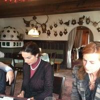 Das Foto wurde bei Restaurant Loystubn, Thermenwelt Hotel Pulverer ***** von Burkhard B. am 12/25/2012 aufgenommen