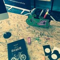 Photo taken at Elektronio Bike Lab & Showroom by Anna C. on 5/22/2015