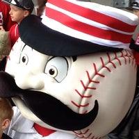 Photo taken at Great American Ball Park by Rex G. on 5/25/2013