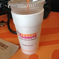Photo taken at Dunkin Donuts by Moira F. on 8/25/2014