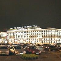 Photo taken at Октябрьская / Oktiabrskaya by baranova_l on 10/5/2012