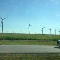 Photo taken at Meadow Lake Wind Farm by JàNay on 7/29/2013