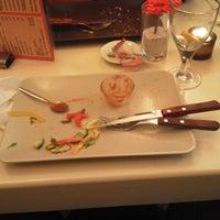 Photo taken at Brasserie 't Ogenblik by Michał W. on 11/11/2012