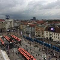 Photo taken at GREY Zagreb by N B. on 9/15/2014