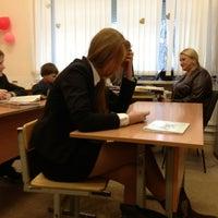 Photo taken at Гимназия № 631 by Kirill S. on 3/1/2013
