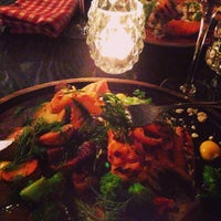 Photo taken at Sjávargrillið - Seafood Grill by Elena P. on 11/8/2014