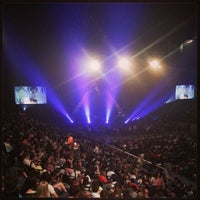Photo taken at Sears Centre Arena by Danny L. on 6/19/2013