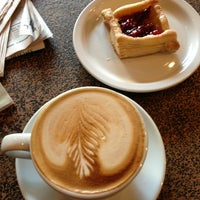 Photo taken at The Conservatory for Coffee, Tea & Cocoa by Joon Y. on 12/22/2012