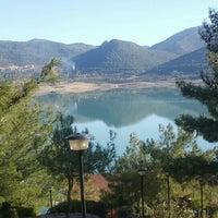 Photo taken at Kozan Bel. İskele Cafe by Ayça G. on 2/4/2016