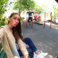 Photo taken at Детская Площадка by Margarita O. on 5/11/2014