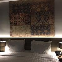 Photo taken at Republica Hotel Yerevan by Svetlana S. on 11/18/2015