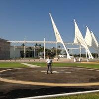 Photo taken at Centro Internacional de Convenciones by Carlejandro M. on 5/16/2013