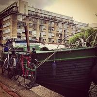 Photo taken at The Narrowboat by Simon S. on 7/2/2013