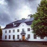 Photo taken at Säby Säteri by Simon S. on 8/31/2013