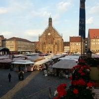 Das Foto wurde bei Hauptmarkt von Peter S. am 9/17/2012 aufgenommen