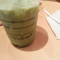 Photo taken at Starbucks Coffee by Fatima Claire R. on 12/7/2012