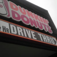 Photo taken at Dunkin Donuts by Matthew J. on 1/16/2013
