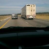 Photo taken at I-10 by BryanKyle E. on 11/21/2012