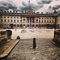 Photo taken at Somerset House by Terry M. on 5/23/2013