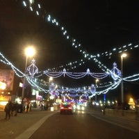 Photo taken at Blackpool Illuminations by Christian C. on 9/25/2013
