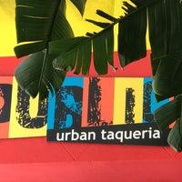 Photo taken at Publico Urban Taqueria by Dilek U. on 6/13/2017