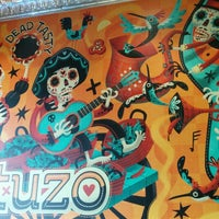 Photo taken at Tuzo Mexican Kitchen by Dilek U. on 5/16/2015