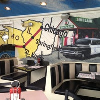 Photo taken at The Oakland Diner by Alex H. on 6/12/2013