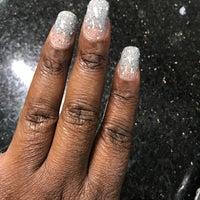 Photo taken at Elite Nails by Charmayne C. on 2/17/2018