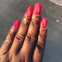 Photo taken at Elite Nails by Charmayne C. on 6/14/2018