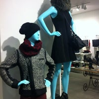 Photo taken at Barneys New York by Johanna B. on 11/17/2012