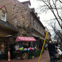 Photo taken at Peddler's Village by Johanna B. on 12/1/2012