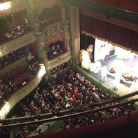 Photo taken at Théâtre du Gymnase by Louis F. on 2/16/2013