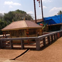 Photo taken at Sree Mahadeva Temple by Abhijith R. on 3/15/2013