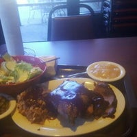 Photo taken at Hickory River BBQ by Bryan D. on 3/12/2017