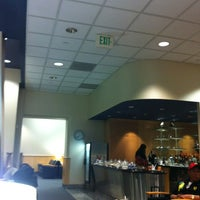 Photo taken at Philippine Airlines Mabuhay Lounge by Marki M. on 2/8/2013